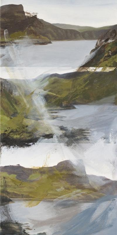 Sequence. Lake II